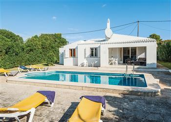 Villa Biniradia in Menorca