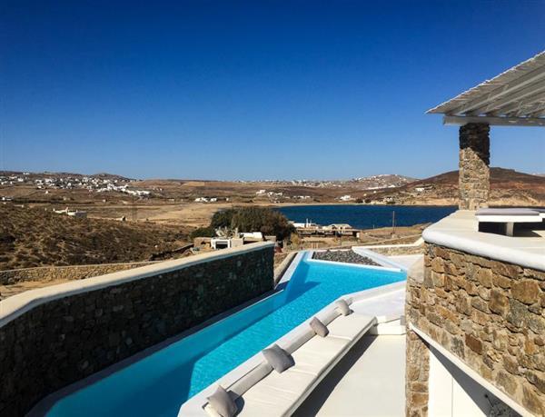 Villa Bion in Southern Aegean
