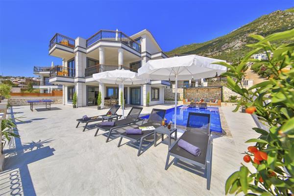 Villa Bir in Kaş