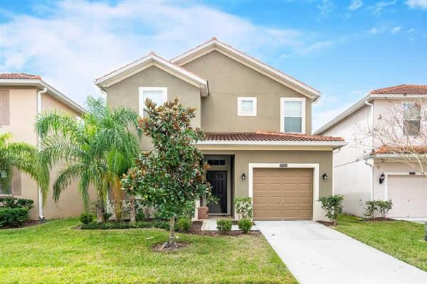 Villa Bismark Palm, Paradise Palms, Orlando - Florida