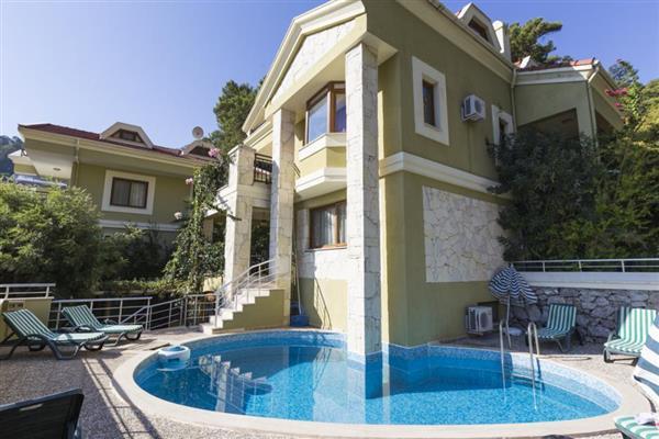 Villa Bitki in Marmaris