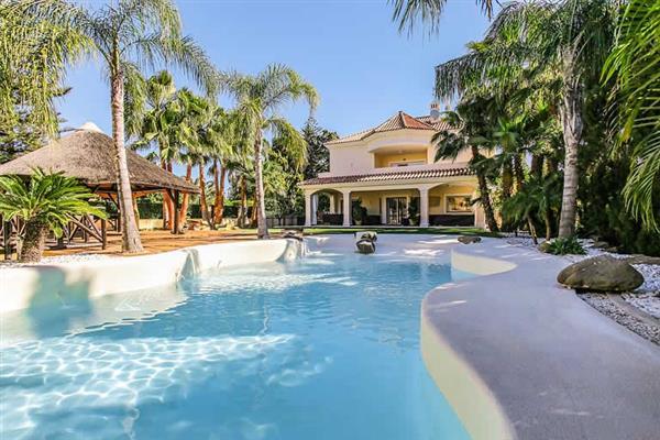 Villa Blanca from James Villas