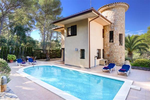 Villa Blava in Girona