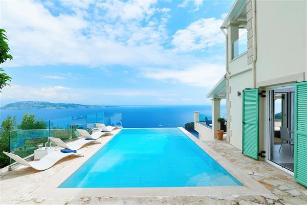 Villa Bliss in Ionian Islands