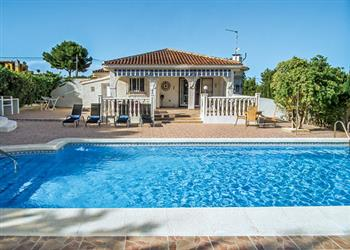Villa Bliss in Spain