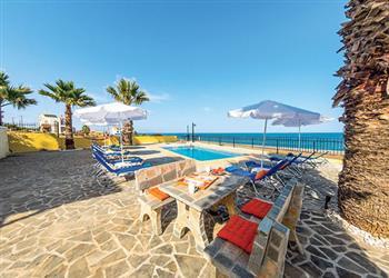 Villa Blue Asteri in Rhodes