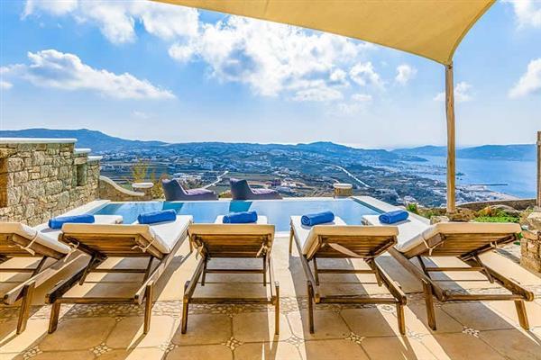 Villa Blue Azure in Mykonos