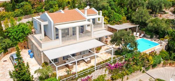 Villa Blue in Ionian Islands