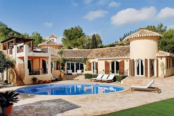 Villa Blue Crest in Spain