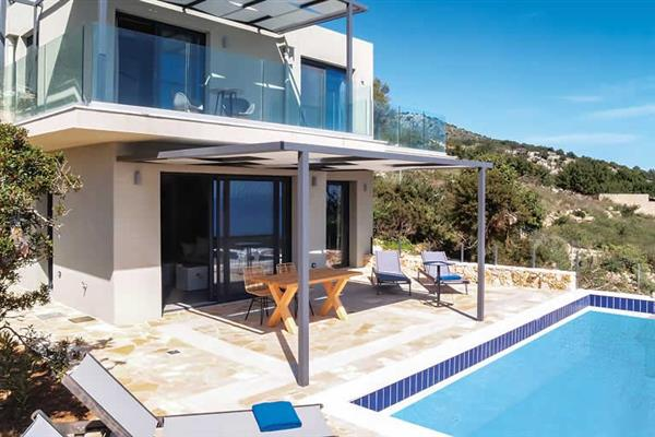 Villa Blue Sea in Kefalonia