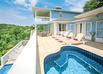Villa Blue Skies in St Lucia