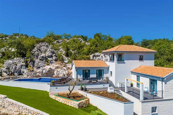 Villa Bohemia in Croatia