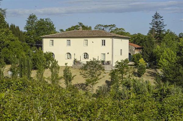 Villa Bonaparte in Provincia di Pisa