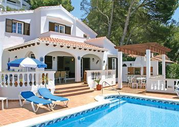 Villa Bonita in Menorca
