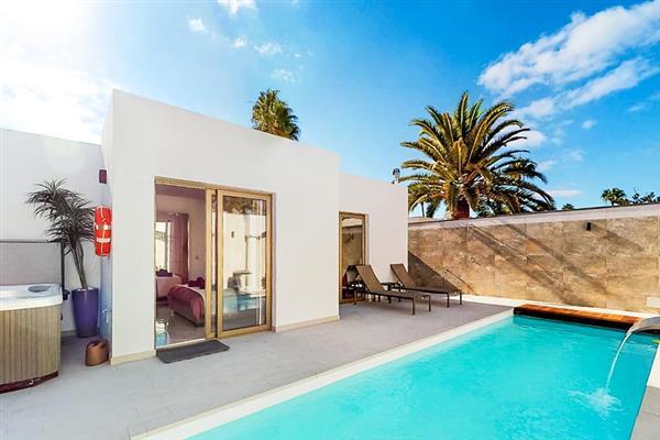 Villa Bonjour in Lanzarote