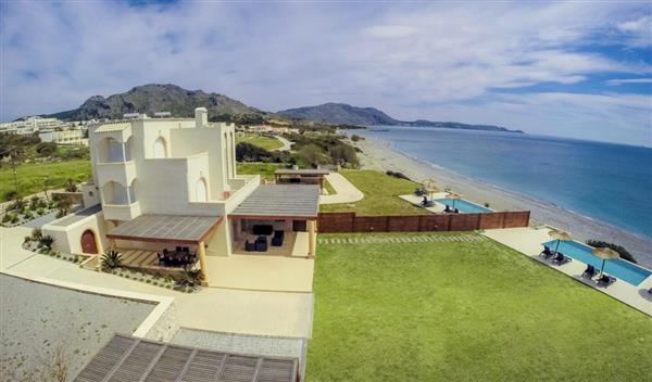 Villa Boron in Southern Aegean