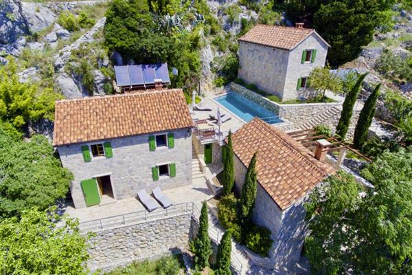 Villa Borya in Općina Omiš