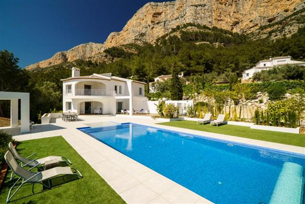 Villa Brais in Alicante