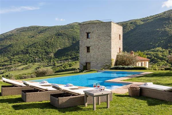 Villa Bramasole in Provincia di Perugia