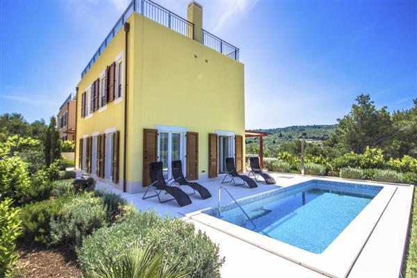 Villa Brattia in Općina Supetar