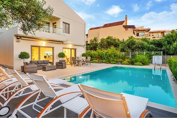 Villa Breeze in Crete