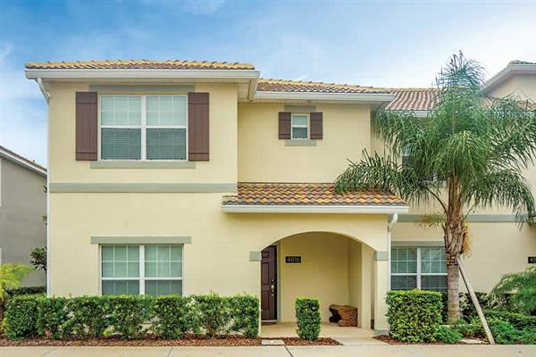 Villa Briar Rose, Storey Lakes, Orlando - Florida With Swimming Pool