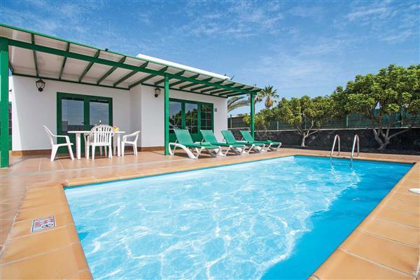 Villa Brisas in Lanzarote