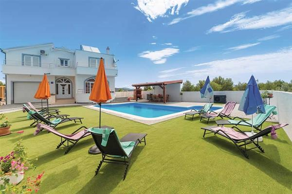 Villa Broda in Croatia