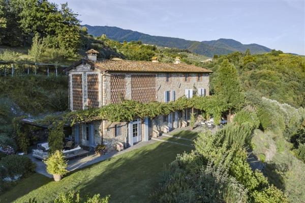 Villa Buccellato in Provincia di Lucca