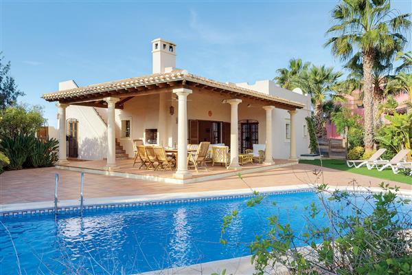 Villa Buenavista 4 in Spain