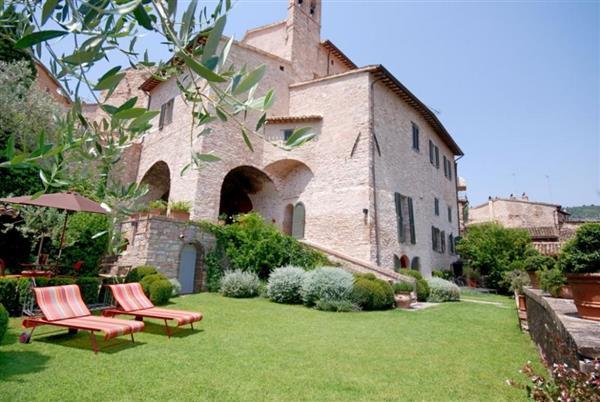 Villa Buona in Provincia di Perugia