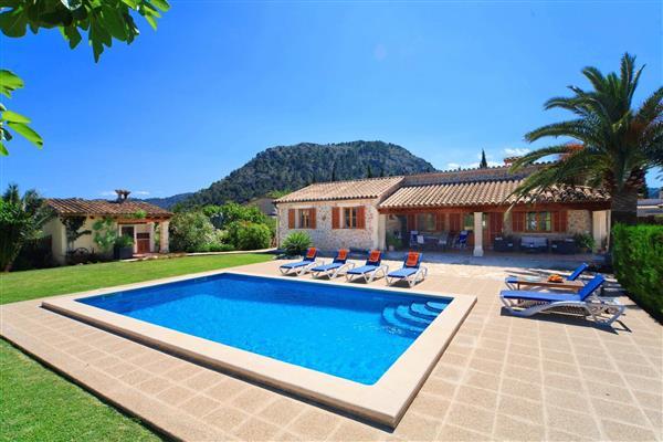 Villa C'an Peric in Illes Balears