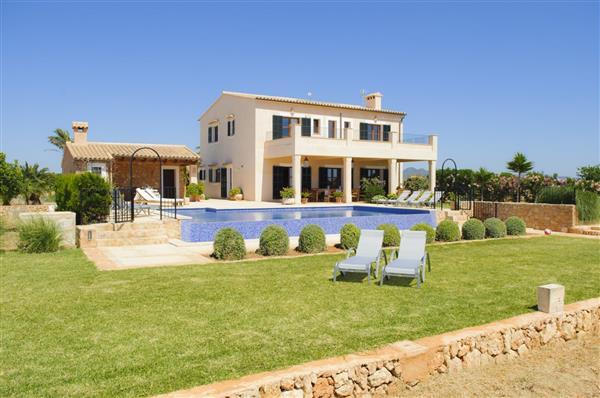 Villa C'an Veritat in Illes Balears