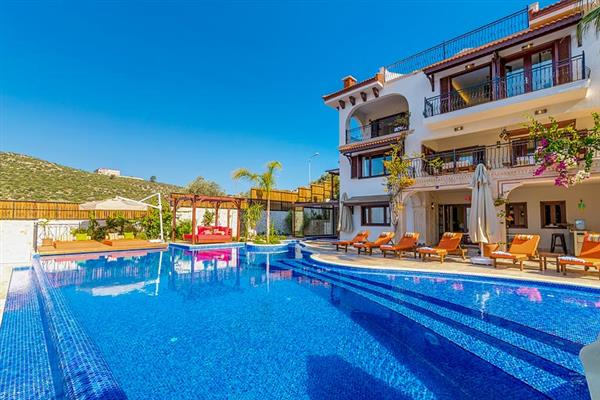 Villa Cactus House in Turkey