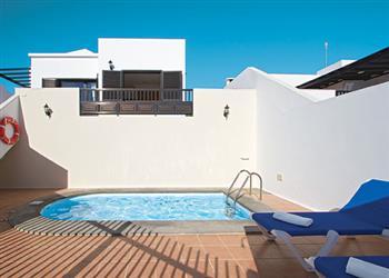 Villa Cactus in Lanzarote