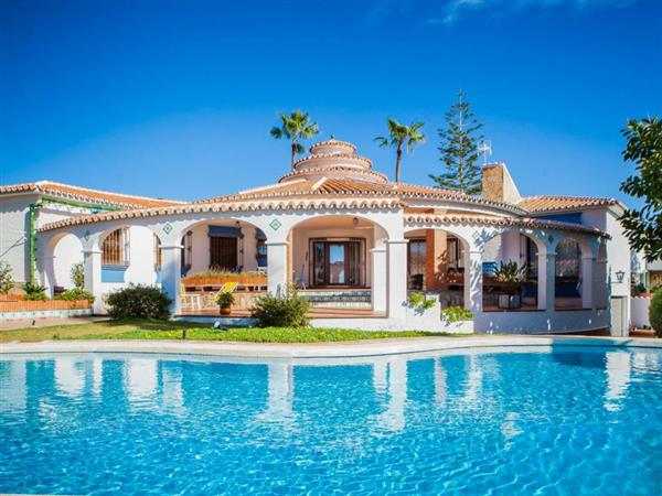 Villa Calabacin in Málaga
