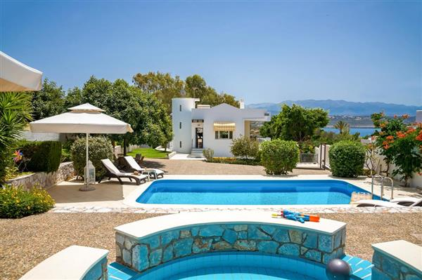 Villa Calantha in Crete