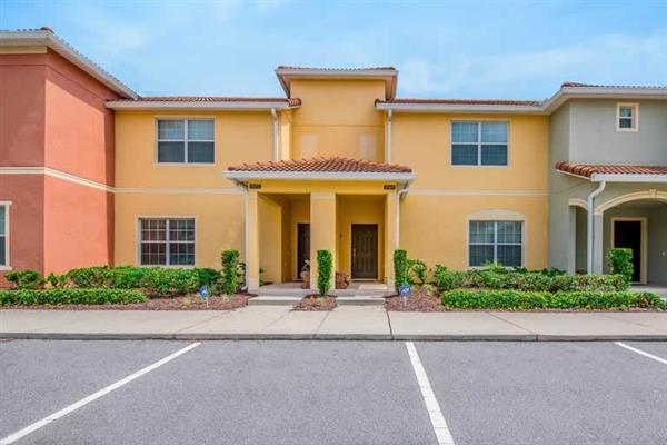 Villa California Palm, Paradise Palms, Orlando - Florida With Swimming Pool