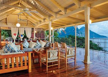 Villa Calypso in St Lucia