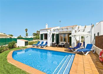 Villa Camamil-La in Menorca