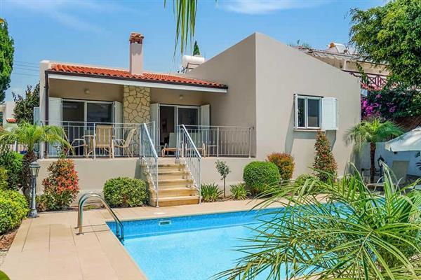 Villa Cameron, Coral Bay, Cyprus With Swimming Pool
