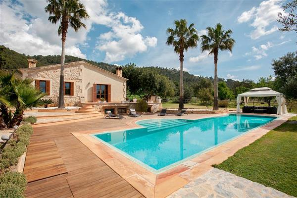 Villa Campanet in Illes Balears