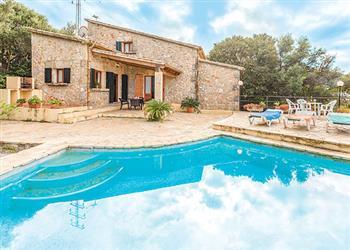 Villa Can Bach in Mallorca