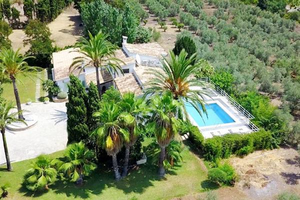 Villa Ca'n Bobis Gran in Mallorca