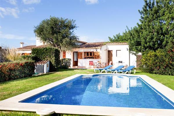 Villa Ca'n Bobis in Mallorca