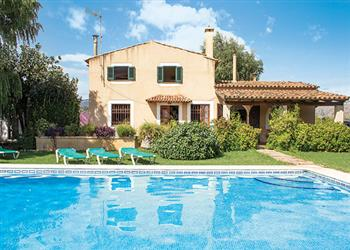 Villa Can Borras in Mallorca