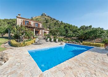 Villa Can Calet in Mallorca