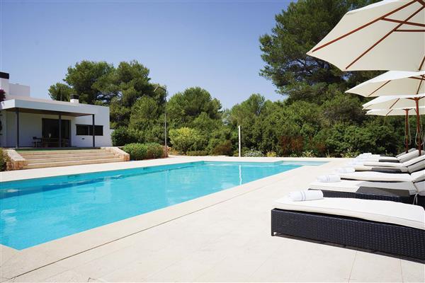 Villa Can Carabasso in Ibiza
