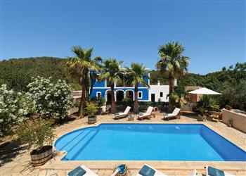 Villa Can Covas in Ibiza