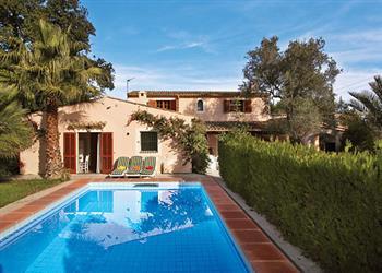 Villa Can Creus in Mallorca